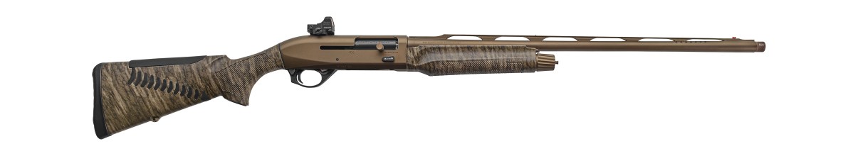 M2 Turkey Performance Shop - Mossy Oak Bottomland stock finish - 20 gauge - item number 11194