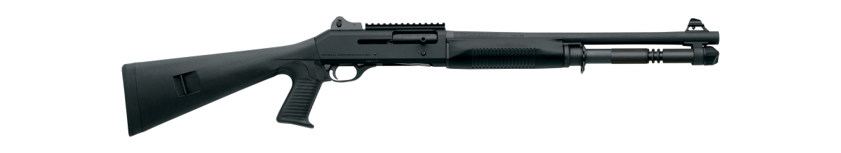 M4 Tactical - Black Synthetic stock finish - 12 gauge - item number 11707
