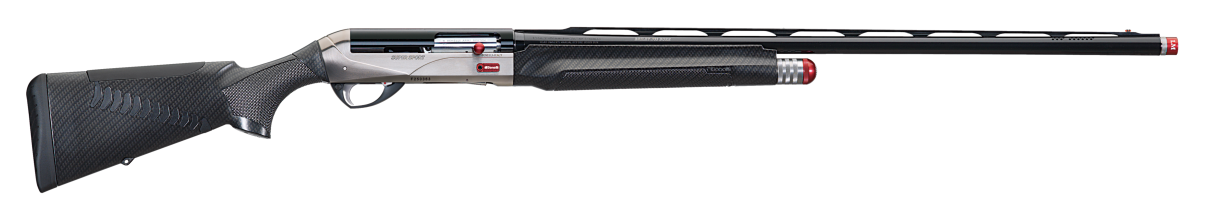 SuperSport Performance Shop - Carbon Fiber stock finish - 12 gauge - item number 10634